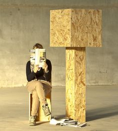 Design Boekenkastje   Detail | Furniture | Pinterest | Designers, Osb Wood  And Interiors