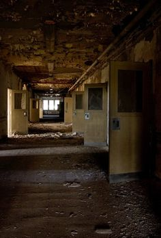 Inside Verden Psychiatric Hospital (pseudonym) in the USA - real location / name unknown