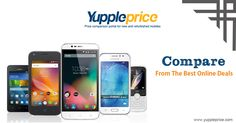 Looking for the best online deal on #mobile phones?  #unboxed #refurbished #branded