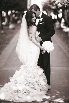 Wedding Wednesday: Our Wedding Photos #bride