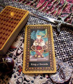 Senhor das espadas,Rei da estratégia, que a Inteligência nos guie hoje,para que de forma responsável possamos assumir nossa autoridade e também os deveres que nos cabem.