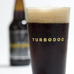 Turbodog Pint Glass. $4.00 #AbitaBeer