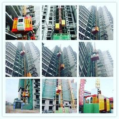 Aluminum platform#Construction Platform#Lifting Cradle#Window cleaner platform#JH of China