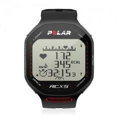 RCX5 GPS Czarny