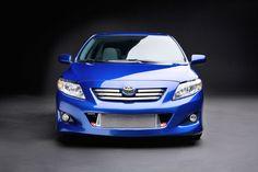 2013 Toyota Corolla Blue Fuel Efficient Cars