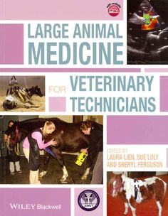 This comprehensive guide to all aspects of caring for horses, cattle, camelids, small ruminants, and pigs helps veterinary technician students learn everything they need to know about large animal med