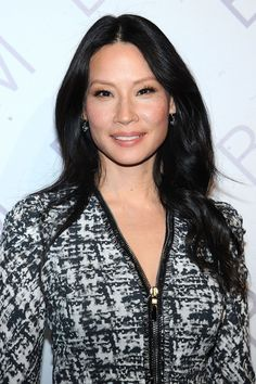 Lucy Liu - HarpersBAZAAR.com