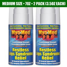 7oz - MyoMed P.R.O. Restless Legs Syndrome Relief