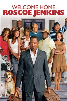 Watch->> Welcome Home Roscoe Jenkins 2008 Full - Movie Online