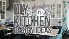 Awesome Loved ones Kitchen Design Strategies + Our Do-it-yourself Kitchen Tour