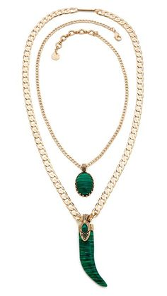 Samantha Willis layered necklace