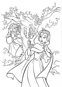 Disney Coloring Pages Belle Coloring Pages Beauty and the Beast Coloring Kaigobank Belle Coloring Pages, Disney Princess Coloring Pages, Disney Princess Colors, Disney Colors, Cartoon Coloring Pages, Coloring Pages To Print, Coloring Book Pages, Printable Coloring Pages, Coloring Pages For Kids