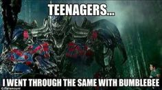 Why isn't there more Optimus and Cade bonding out there?