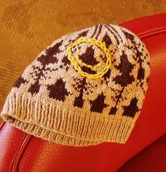 221B hat. Sherlockians will get it. At least it's not another deerstalker (I'll admit, I was afraid...)