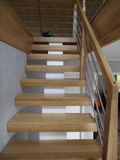 Blog MojaBudowa.pl Dom Z CHARAKTEREM 3 buduje jane07 - internetowy dziennik budowy, katalog firm budowlanych Stairs, Blog, Home Decor, Staircase Ideas, Boden, Stairways, Stairway, Decoration Home, Room Decor