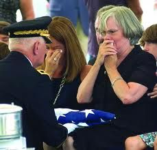 Never Wanted To Be Heroes---Gold Star Families