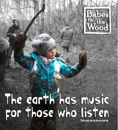 The earth has music...