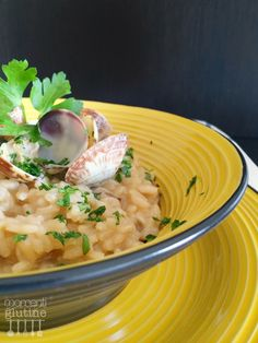 http://www.glutenfreetravelandliving.it/risotto-light-vongole-porcini/