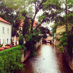 Walk around Mala Strana (the lesser quarter), in particular Kampa island
