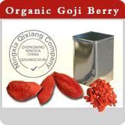 Organic Dried Goji berry (qxc-11) - China goji, QIXIANGCHUN