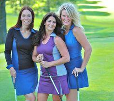 Shishiputter golf clothes
