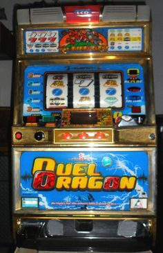 QUARTERS / TOKENS PACHISLO DUEL DRAGON SLOT MACHINE / 268 PAGE MANUAL | Collectibles, Casino, Slots | eBay!