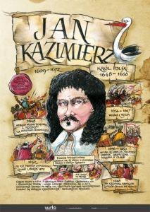 Jan Kazimierz - Poczet królów polskich