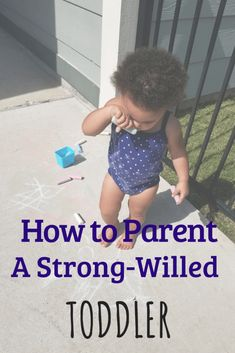 """"""" What is the best way to combat this season of toddler hood? Here's my tips on how to parent the strong-willed toddler Parenting Goals, Parenting Classes, Parenting Toddlers, Gentle Parenting, Parenting Teens, Parenting Hacks, Parenting Styles, Parenting Strong Willed Child, Toddler Behavior"""