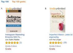 """Gratis: eBook zum Theme """"Instagram Marketing"""" bei Amazon zum Nulltarif https://www.discountfan.de/artikel/lesen_und_probe-abos/gratis-ebook-zum-theme-instagram-marketing-bei-amazon-zum-nulltarif.php Wer sich ins Thema """"Instagram Marketing"""" einarbeiten will, kann dies nun via Amazon zum Nulltarif tun: Ein entsprechender Ratgeber ist unter den Gratis-Kindle-eBooks auf Platz eins zu finden. Gratis: eBook zum Theme """"Instagram Marketing"""" bei Amazon zum Nu"""