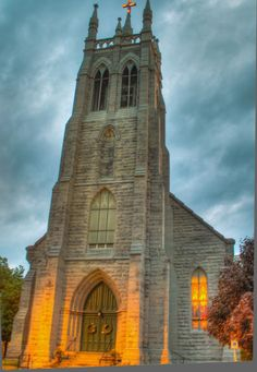 St. Johns Church Plattsburgh, NY