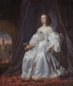 Mary Henrietta Stuart, The First Princess Royal