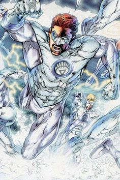 Hal Jordan as a White Lantern Still beautiful White Lantern Corps, White Lanterns, Green Lantern Movie, Green Lantern Hal Jordan, Comic Movies, Comic Books Art, Awsome Pictures, Western Comics, Silver Surfer