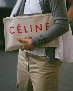 "fb57db132ceb Alexandre Gaudin on Instagram  "" OldCeline  MilanFashionWeek  Detail"""