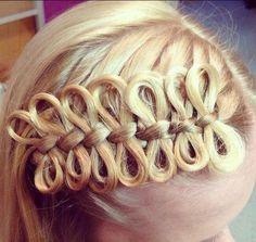 braid bows