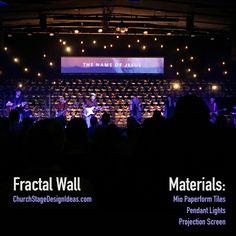Fractal Wall