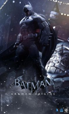 Batman Arkham Origins game batman photos | Creative Commons Attribution-Noncommercial-No Derivative Works 3.0 ...