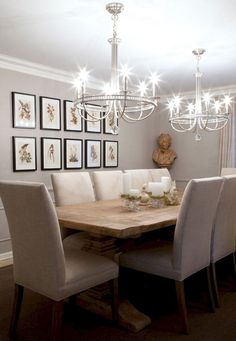 Elegant Dining Room Chandeliers Unique 25 Elegant Dining Table Centerpiece Ideas  Mirror Centerpiece Decorating Inspiration
