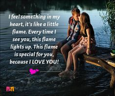 Love Messages For Husband - This Flame Is Special For You