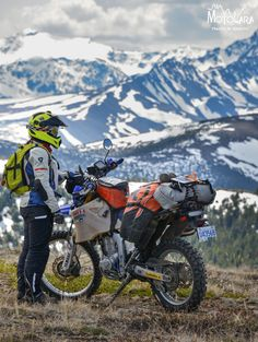 Motorcycle adventure travelling - Make life a ride Ktm 690 Enduro, Enduro Motorcycle, Motorcycle Camping, Motorcycle Adventure, Motorcycle License, Ktm Exc, Motorcycle Types, Ducati, Yamaha Wr