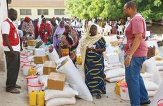 FG Maintains Upsurge In Humanitarian Supplies To Displaced Nigerians   IDPs in Cameroon Chad and Niger included WHO Health Ministry set to vaccinate IDP children against Polio Supplementary food for malnourished children IDPs in camps and recovered territories benefits  In continued fulfilment of its commitment to ensure that all IDPs are well catered for wherever they are the Federal Government through NEMA has distributed thousands of bags of essential food and non-food items to Nigerians…