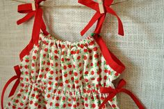 Pretty Praline Pillowcase Dress or Top PDF Sewing Pattern - Baby, Toddler, Girls, Sizes 12m, 18m, 2, 3, 4, 5, 6, 7, 8, 10 by GingerBabyPatterns on Etsy https://www.etsy.com/au/listing/150486485/pretty-praline-pillowcase-dress-or-top