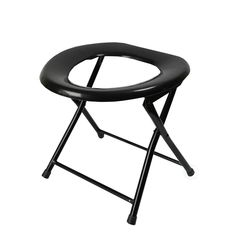 Oztrail Portable Camping Outdoor Toilet Chair Seat Stool