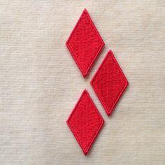 Quinn Super Hero Logo Iron On Patch