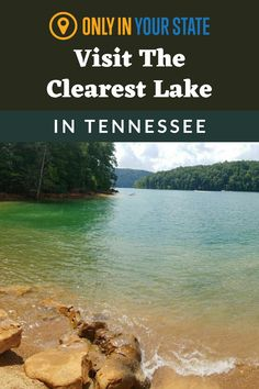 Enjoying fishing, boating, swimming, hiking, and more at the most beautiful and clearest lake in Tennessee. It's one of the best local destinations for summer fun. Destin Fishing, Fishing Trips, Summer Travel, Summer Fun, Clear Lake, Tennessee Vacation, Great Vacations, Picnic Area, Walking In Nature