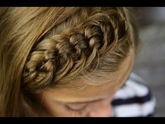 Knots by Girly Do Hairstyles - YouTube