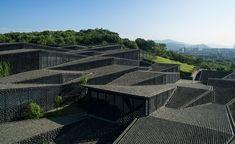隈研吾的新民間藝術博物館借鑒了杭州的本土語言| 建築學| 牆紙*雜誌