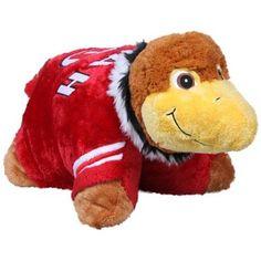 Utah Utes Mascot Pillow Pet hahahaha