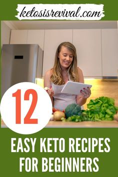 As a beginner to the Keto diet, you are likely looking to get started with some simple recipes. Ketosis Revival is here to help you out with our list of 12 easy recipes so you can start and maintain ketosis so you are always burning fat and losing weight. These are delicious low carb meals that you will enjoy as part of your meal plans. The choices available to you may seem counter to the options offered in previous diets. So read more here and enjoy… #ketodiet #recipebeginners #ketorecipes Chicken Blt, Baked Pesto Chicken, Steak And Broccoli, Keto On The Go, Keto Cheese, Herb Butter, Baked Salmon, Recipes For Beginners, Meals For One