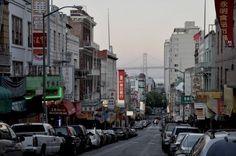 SF #Chinatown