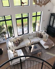 Living Room Goals, Home Living Room, Living Room Designs, Living Room Decor, Living Spaces, Dog Spaces, Kitchen Living, Room Kitchen, Small Spaces